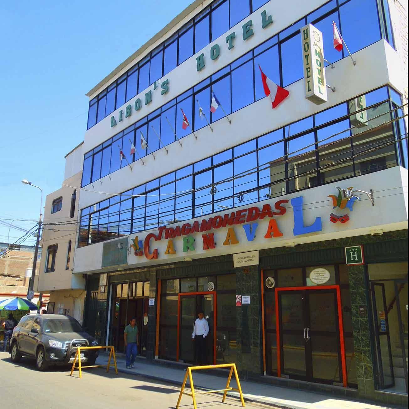 Libon's Hotel